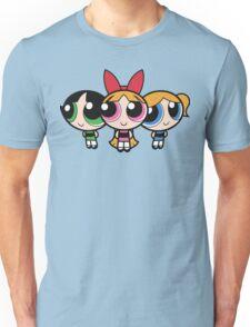 Power Puff Girls - Group Unisex T-Shirt