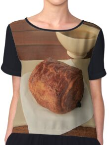 French bread by ProvenceProvence  Chiffon Top