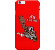 Raccoon and Tree iPhone Case/Skin