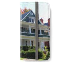 Old West End Blue 26- I iPhone Wallet/Case/Skin