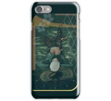 Cole - The Hanged Man Tarot iPhone Case/Skin