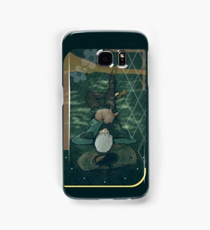 Cole - The Hanged Man Tarot Samsung Galaxy Case/Skin