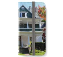 Old West End Blue 26- II iPhone Wallet/Case/Skin