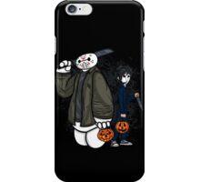 Big Slasher Six iPhone Case/Skin
