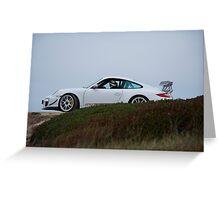 Porsche GT3 RS 4.0 Greeting Card