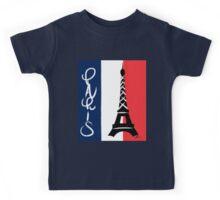 Vive La France Kids Tee