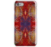 Dimensional Realities Abstract Pattern Artwork iPhone Case/Skin