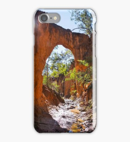 Golden Gully Arch - Hill End iPhone Case/Skin