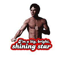 Dirk Bright Shining Star Photographic Print