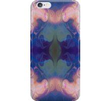 Merging Fantasies Abstract Pattern Artwork iPhone Case/Skin