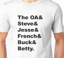 The OA - Five Unisex T-Shirt