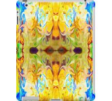 Tony's Tower Abstract Pattern Artwork iPad Case/Skin