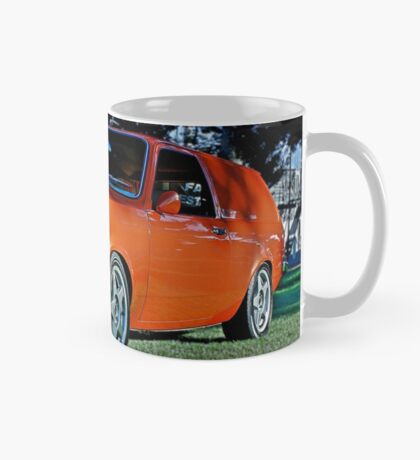 Orange Holden Gemini Panel Van Coffee Mug Mug