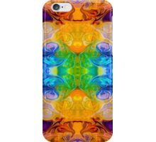Rainbow Revolution Abstract Pattern Artwork iPhone Case/Skin