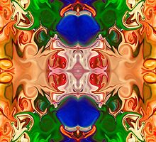 Merging Consciousness With Abstract Artwork by owfotografik