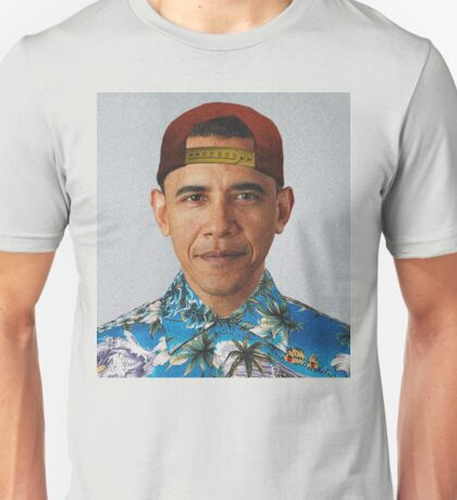 Obama, The Creator Unisex T-Shirt