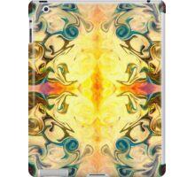 Abstract Ball Of Energy iPad Case/Skin