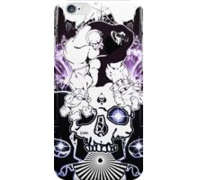 THE MAN OF DEATH iPhone Case/Skin