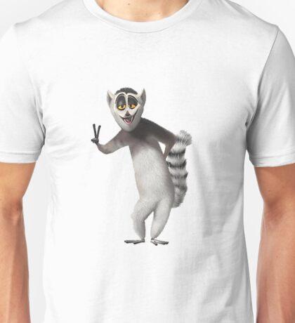 King Julien Unisex T-Shirt