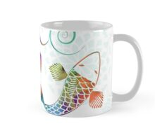 Peaceful Kois Mug