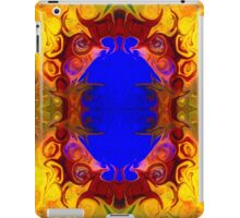 Wisdom Of The Ages Abstract Patterned Artwork  iPad Case/Skin