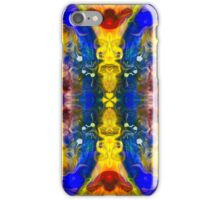 Mysterious Dimensions Abstract Pattern Artwork iPhone Case/Skin