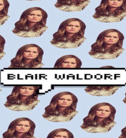 Blair Waldorf - Gossip Girl Sticker