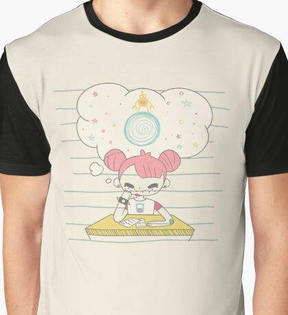 Day Dreamer Graphic T-Shirt