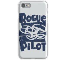 Rogue Pilot iPhone Case/Skin