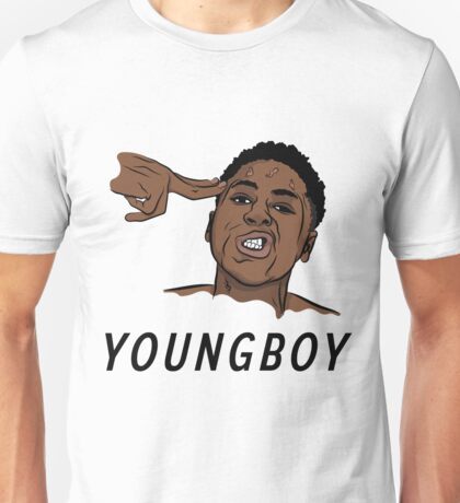 "NBA Youngboy ""Free 38 Baby"" Unisex T-Shirt"
