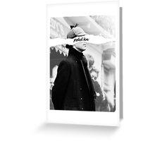 Protect Sherlock Holmes Greeting Card