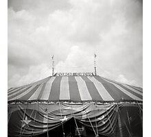 Garcia Circus Photographic Print