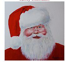 Santa www.nicolebarros.com by Nicole Barros
