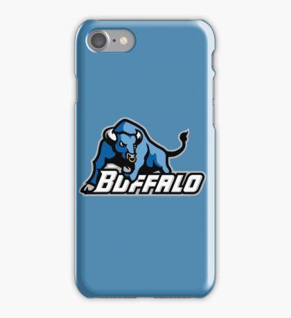 Buffalo Bulls iPhone Case/Skin