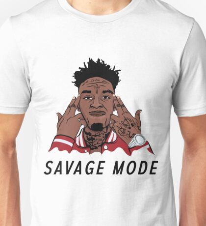"21 Savage ""Been In Savage Mode""  Unisex T-Shirt"
