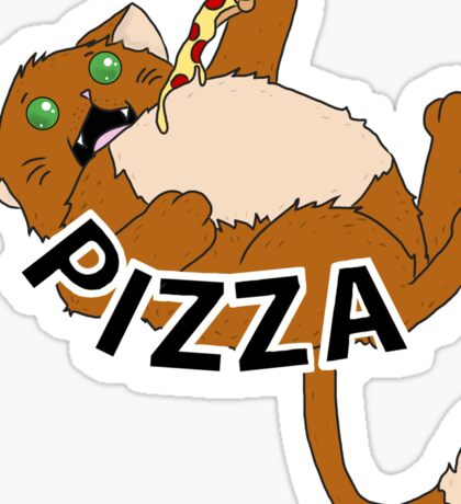 Pizza!! Sticker