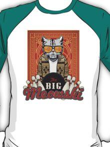 The Big Meowski T-Shirt