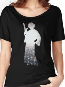 Space Princess Women's Relaxed Fit T-Shirt