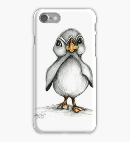 Puffin Fun iPhone Case/Skin