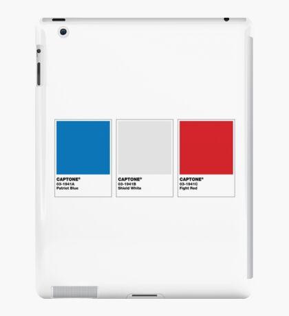 The Colorists - CAPTONE iPad Case/Skin