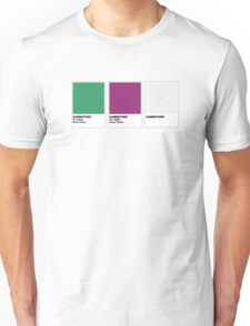 The Colorists - GAMMATONE Unisex T-Shirt