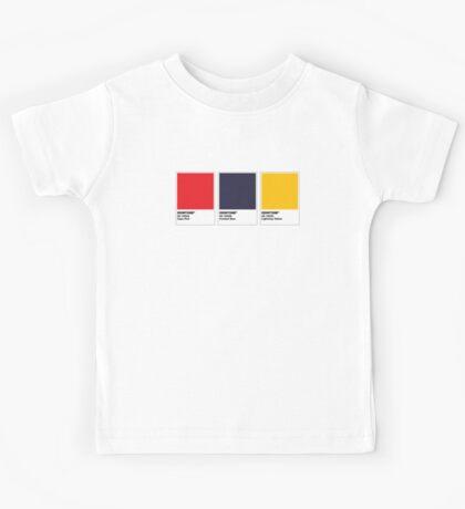 The Colorists - ODINTONE Kids Tee