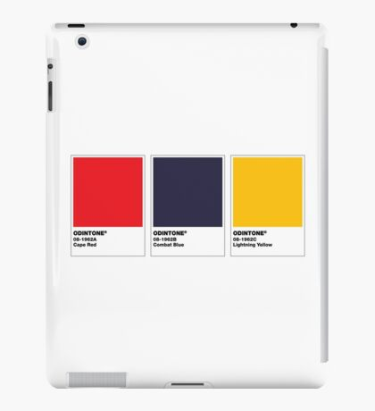 The Colorists - ODINTONE iPad Case/Skin