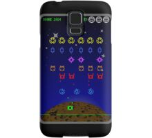 SPACE SECTOR INVADERS Samsung Galaxy Case/Skin
