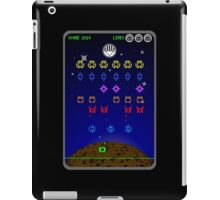 SPACE SECTOR INVADERS iPad Case/Skin