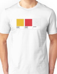 The Colorists - PANTONY Unisex T-Shirt