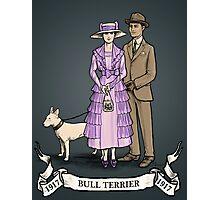 Bull Terrier - 1917 Photographic Print