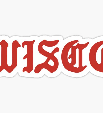 Pablo Wisco Sticker