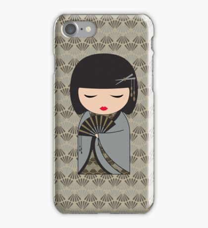 Yoso Girl - Kinzoku iPhone Case/Skin