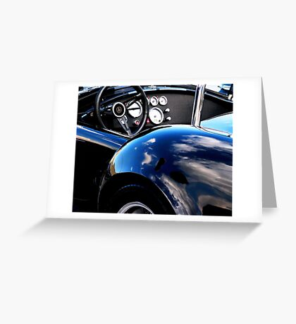 Invitation To Drive Greeting Card
